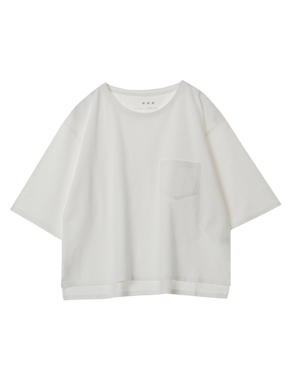 Graphic tee2 s/s pockeet tee
