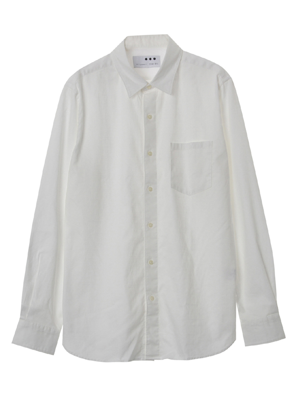 Men's cotton lyocell&linen shirt