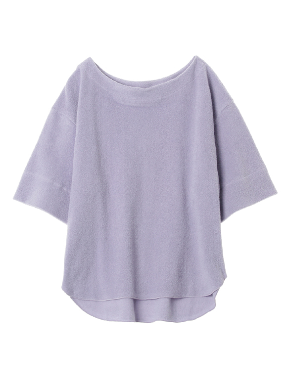 Smile pile 3/4 sleeve top