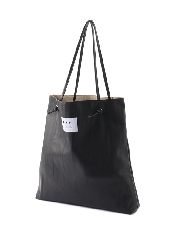 Bag eco leather reversible bag