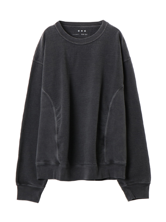pigment dye cotton sweat