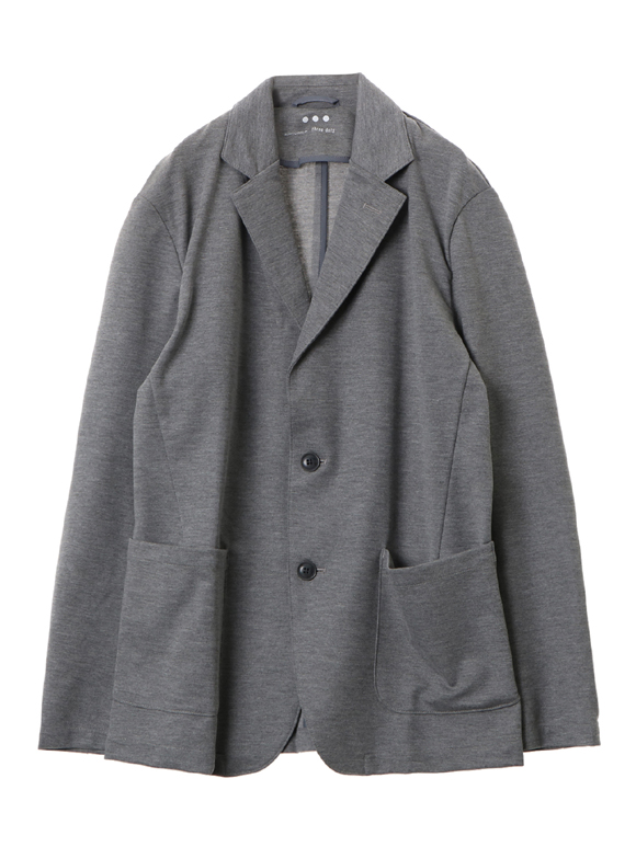 Men's soft punch tailored jacket