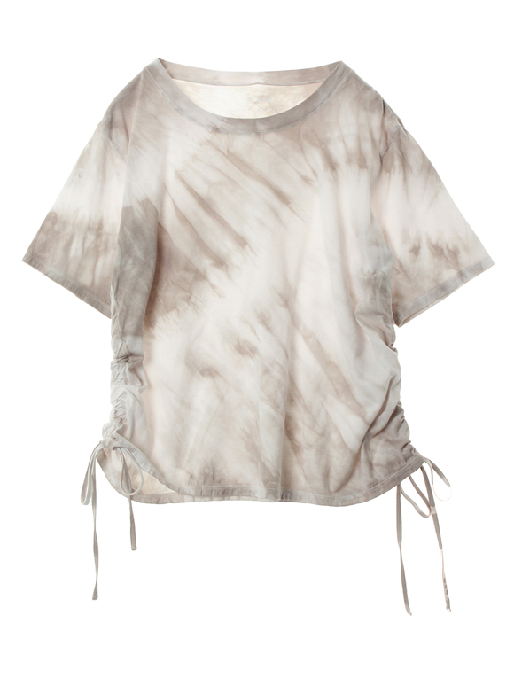 Watercolor s/s shirling tee