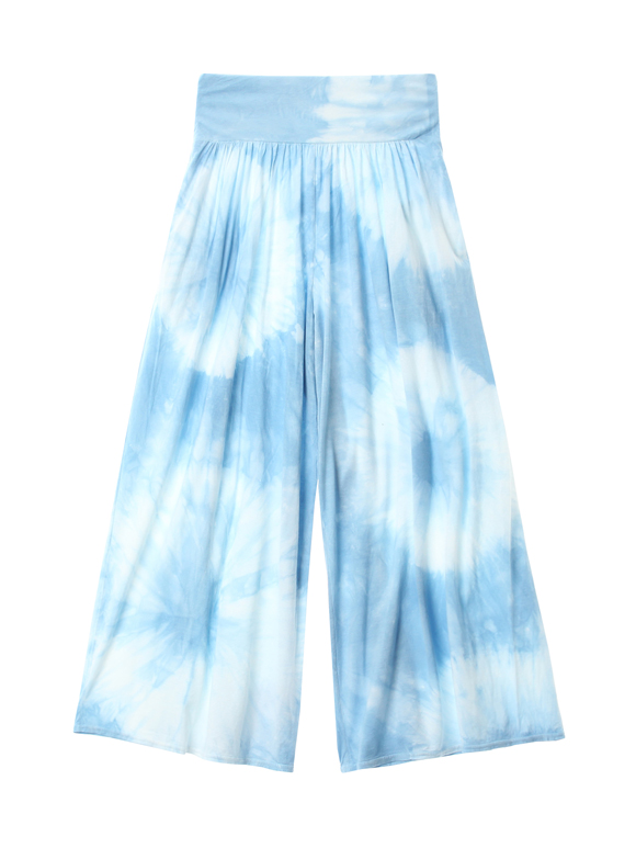 Watercolor lounge pant
