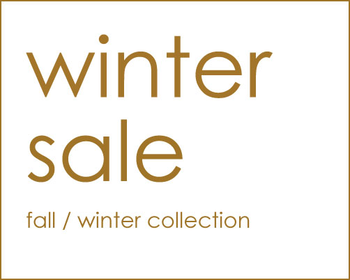 1/1(tue) three dots winter sale start